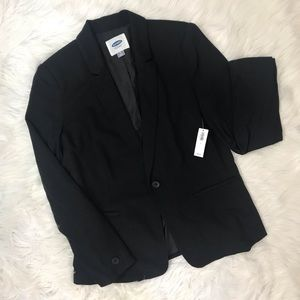 NWT Black Blazer 🖤